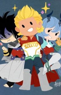 A picture book for the young and innocent| mha  cover