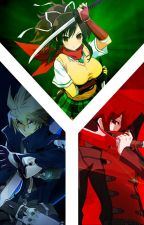 The Azure Reaper, The Crimson Snake And The Shinobis by bloodedge_alter_god