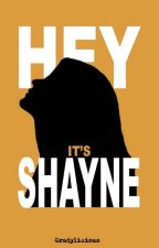HEY IT'S SHAYNE (ONGOING) HEY SERIES #1 by gradylicious