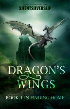 Dragon's Wings by SilentSilverSlip