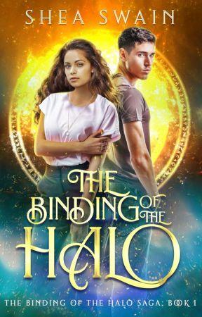 The Binding of the Halo  Book 1 by SheaSwain