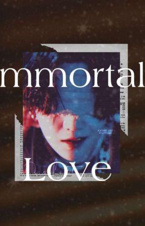 [ Immortal Love ] • M. YG by Nmjoonie94