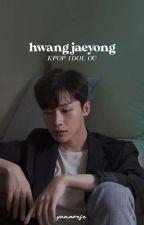 K-IDOL || Male OC Hwang Jaeyong 황재용  by yoonarese