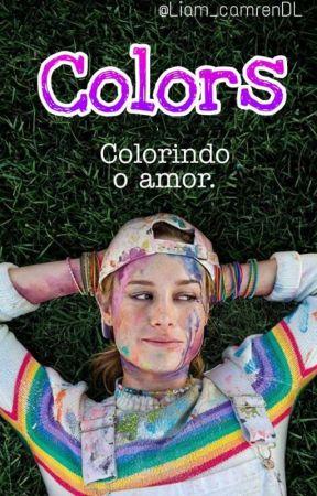 Colors - Carol Danvers e Diana Prince by Liam_camrenDL