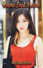 Same Last Name [Ryuna|2Shin] by yvesandsoul