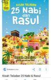 25 NABI DAN RASUL  cover