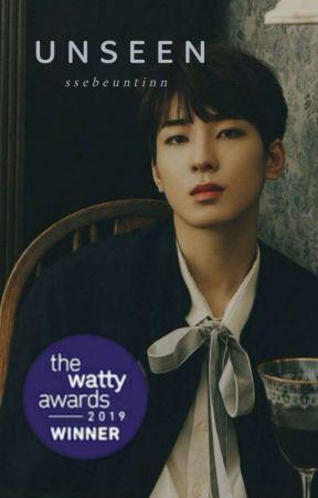 UNSEEN • Jeon Wonwoo [1] by ssebeuntinn