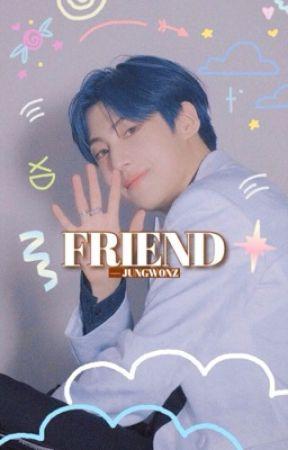 friend. ¦ eunsang  by kvrasuno