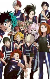 Anime × Reader os❤ cover
