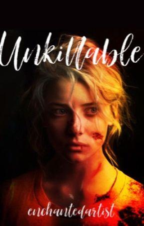 unkillable (hunger games x pjo crossover) by enchantedisabella