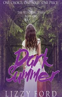 Dark Summer (Book I, Witchling Series) cover