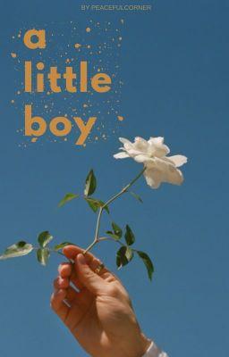 kooklice | a little boy