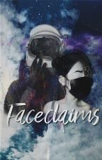 faceclaims ༄ underrated by -lalalie