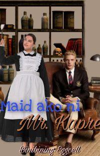 Maid Ako ni Mr. Kapre (on Going) cover