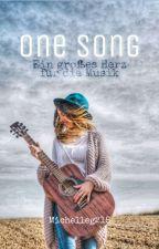 One Song - Ein großes Herz für die Musik  by Michelleg218