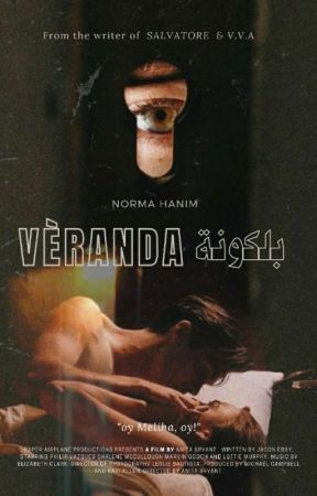 Véranda || بلكونة by NormaHanim