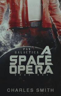 Pax Galactica - A Space Opera cover