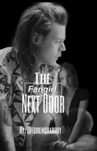 The Fangirl Next Door - h.s cover