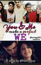 Manan  you and me make a perfect we by Nancygup