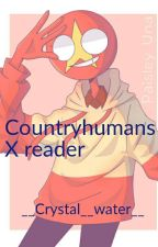 Countryhumans x reader (on hiatus currently) by __Crystal__water__