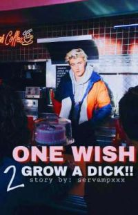 One Wish To Grow A Dick cover