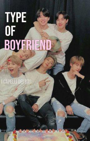 type of boyfriend || BTS by icapellideibts