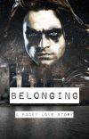 Belonging - A Bucky Love Story (Marvel/Avengers) cover