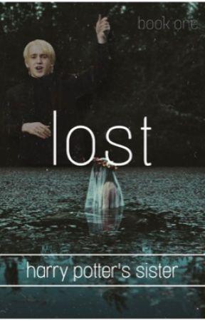 Lost. Harry Potter's sister  by Jodiiiieeee