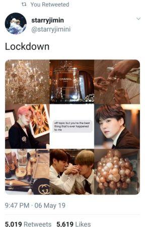 Lockdown 》 Yoonmin by starryjimin
