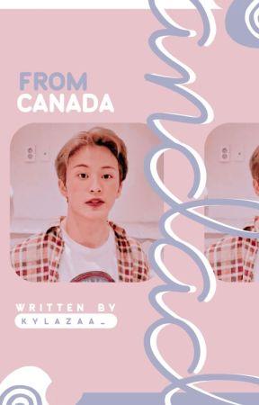 (✓.) From Canada ─marklee by kylazaa_
