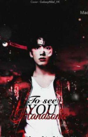 لَـ رأيـتُـكَ وَسـيـمـاً || J'JK BTS by JIHAN-KOOK