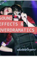 sound effects & overdramatics | gerbert by buttonsmelody