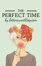 The Perfect Time || A Tododeku Story || Discontinued by bittersweetRequiem