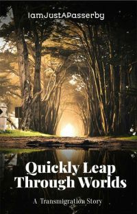 Quickly Leap Through Worlds  cover