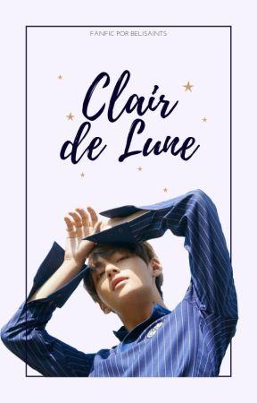 Clair de Lune • Taehyung by belisaints