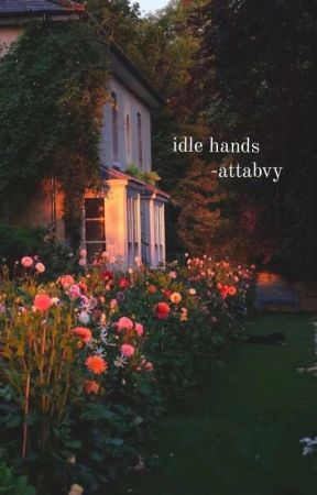IDLE HANDS // 2JIN by ATTABVY