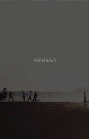bts hyyh au - rewind by minshoogs
