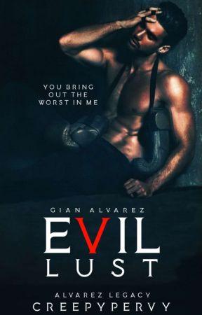 Evil Lust by CreepyPervy