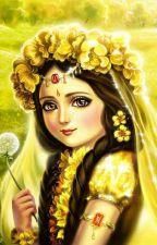 Story Of Radhe( Sakhi Of Krishn) by monirushi
