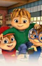 Ask Chipmunks ,Alvin ,Simon and Theodore by Alvinfanforever