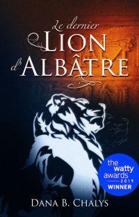 Le dernier lion d'albâtre cover