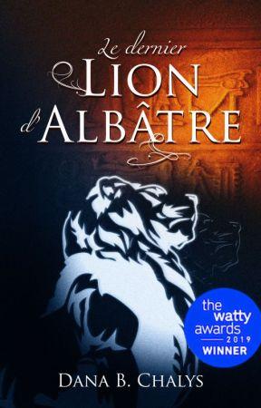 Le dernier lion d'albâtre by DBChalys