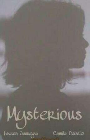 Mysterious. by Luuuuaaaaaa