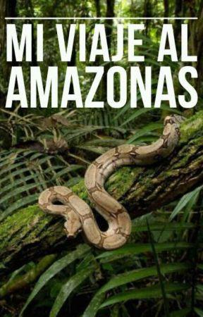 MI VIAJE AL AMAZONAS  by FabrizioMcnamara