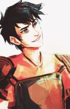 Percy... a dead spirit (Percy Jackson and Avengers crossover) by _amiragenevehartman