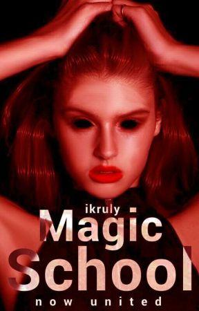 [CANCELADO] Magic School ❴➽❵ Now United. by ikruly