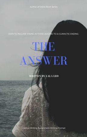 The Answer by LaLaLeoVA