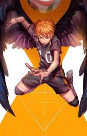 With Wings of Black (Kagehina/Asanoya) by NoraHanson1