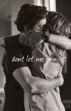 Dont Let Go (Merder Fanfiction) by darktoxic5102