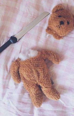 teddy bear by rainbowsexuel